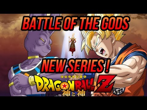 Dragonball Z: Battle Of Gods New Series! Super Saiyan God! video