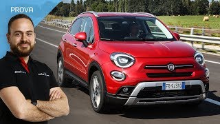 Fiat 500X restyling, come cambia... in 3 punti