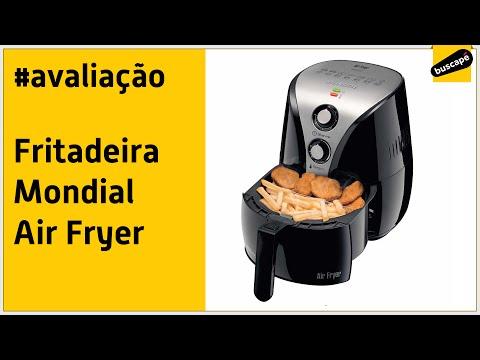 Fritadeira Mondial Air Fryer Premium AF-01 - Avaliação
