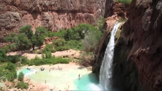 Havasu Falls ~ Grand Canyon National Park