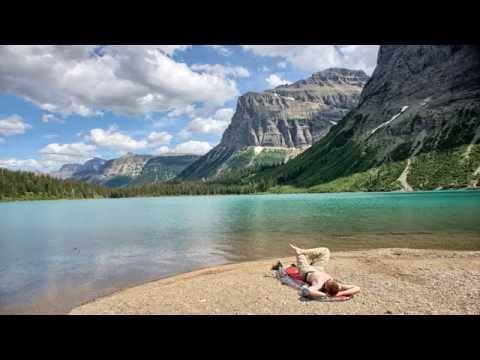 Glacier National Park Backpacking - North Fork / Goat Haunt - July 2014