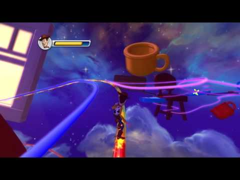 Toy Story 3 -bonnies House - Witch Way Out video