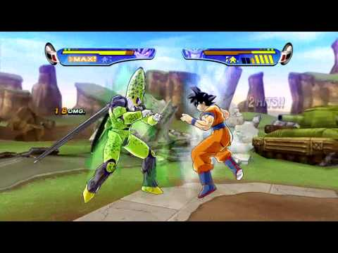 Dragon Ball Z Budokai 3 HD (Xbox 360) Dragon Universe as Goku