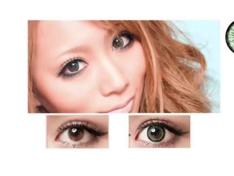 Lens Series,circle lenses eye doll,efecto ojos mas grandes!!!!