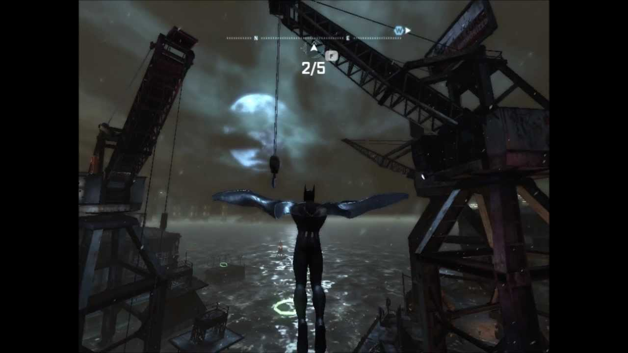 How do I complete Augmented Reality 3? - Batman: Arkham ...