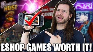 10 Nintendo Switch eShop Games Worth Buying - Episode 5