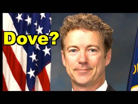Rand Paul Moves to Left of Hillary Clinton on Foreign Policy?