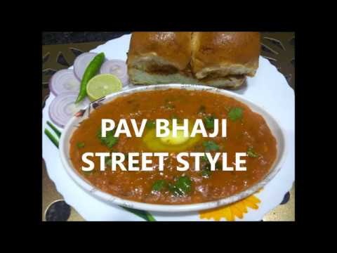 Pav bhaji recipe//Mumbai Style bhaji recipe//Curry for pav Bread/Street Food
