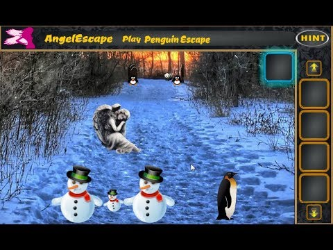 Winter Escape Walkthrough [AngelEscape]