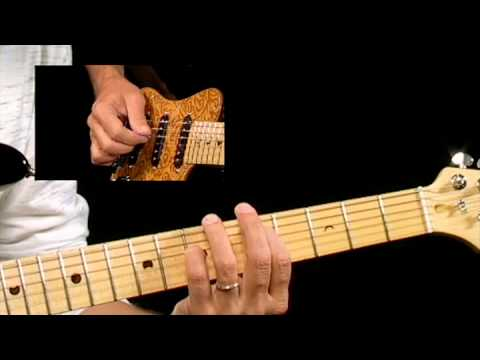 Lesson Guitar - Arpeggiated Chords