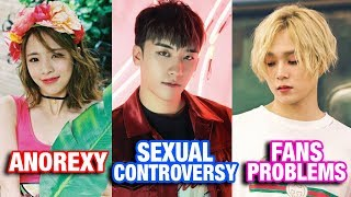 Idols Who Left Their Group [The Most Controversial] PART 1