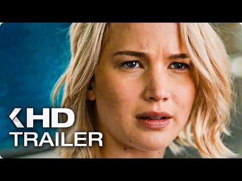 PASSENGERS Trailer (2016)