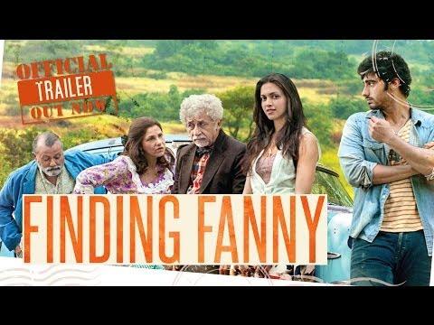 Finding Fanny | Official Trailer | Arjun Kapoor, Deepika Padukone
