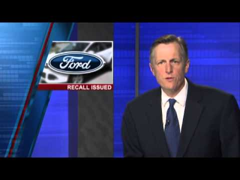 Ford recalls 390,000 cars to fix door latche