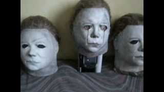 mask michael myers halloween collection masque