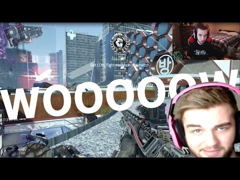 GUY RAGES AT FFA SNIPERS! (AW)