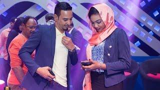 ترويج حلقة السلطان طه سليمان في برنامج اغاني و اغاني 2017