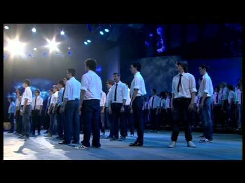 Only Boys Aloud You Raise Me Up (Eisteddfod 2012) Dyrchefir Fi Music Videos