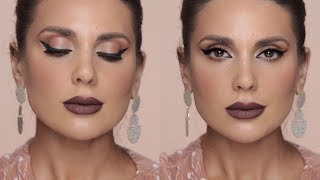 HOW TO CREATE A BOLD EYELINER LOOK | MAKEUP TUTORIAL | ALI ANDREEA