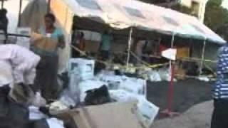 MINUSTAH Accused of Fraud - Haiti Election 2010 Ballots