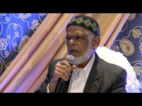 Singing At An Indian Muslim Wedding Ceremony At Chandni Convention Centre Brampton Toronto video