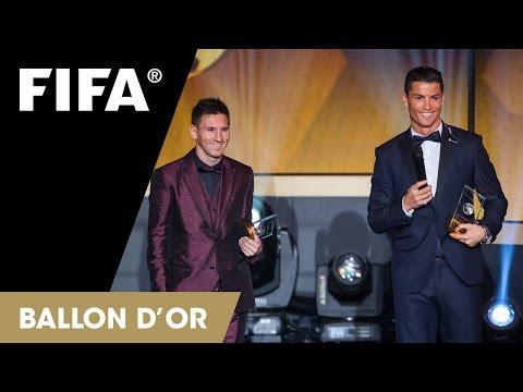 REPLAY - FIFA Ballon d'Or 2014 TV SHOW