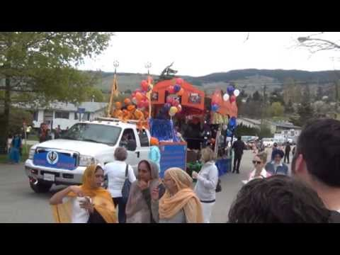 kelowna Nagar kirtan 2013
