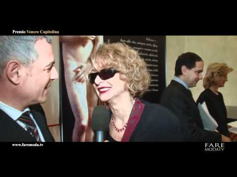 Premio Venere Capitolina – Enrica Bonaccorti