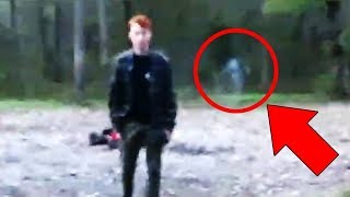 Top 10 Ghost Caught On Camera At Haunted Abandoned Places - Unbelievable Scary Videos