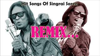 Hit Songs Of Singrai Sorten | Remix Audio Music