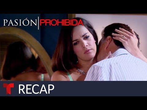 Pasión Prohibida - Forbidden Love / Recap 03/01/2013 / Telemundo