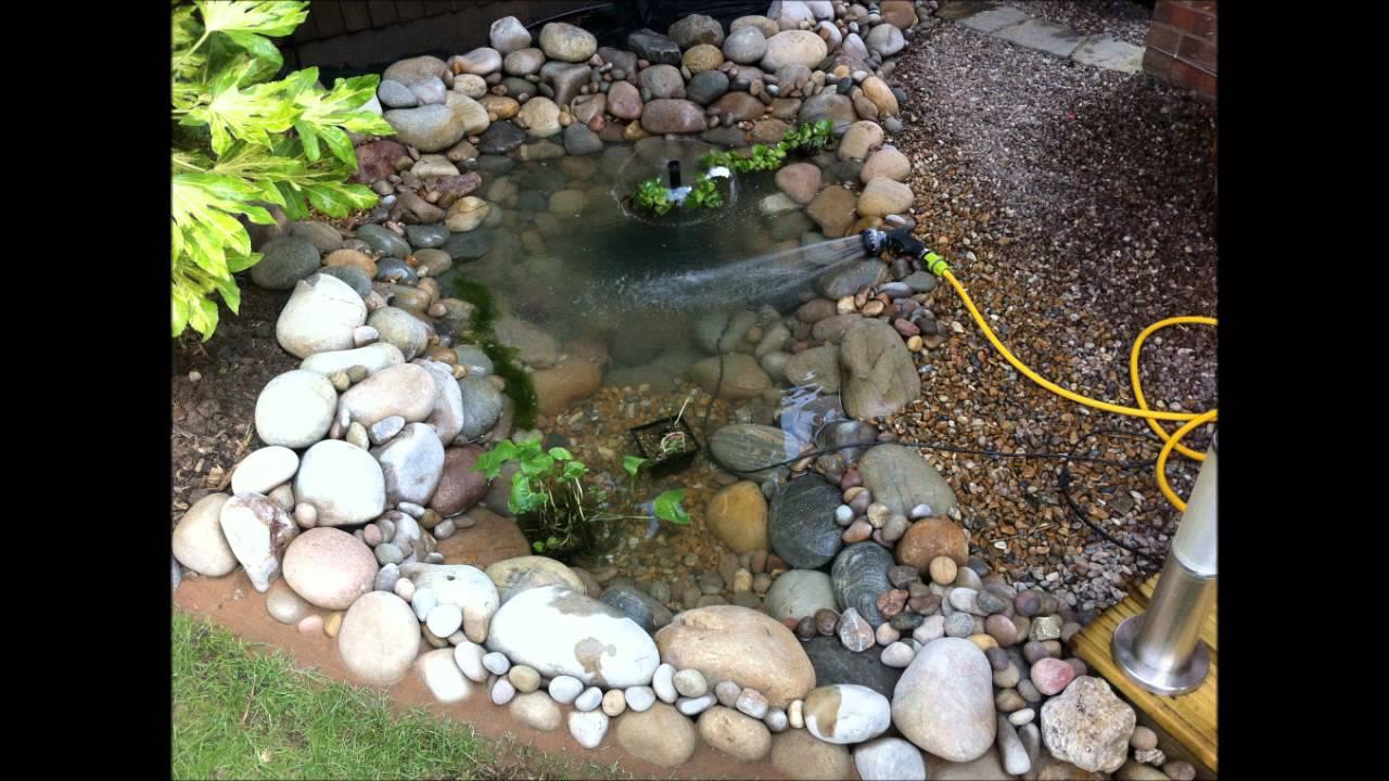 Pebble Pond Youtube