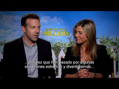 ¿QUIÉN *&$%! SON LOS MILLER? - Entr. Jennifer Aniston y Jason Sudeikis - Of. de Warner Bros.