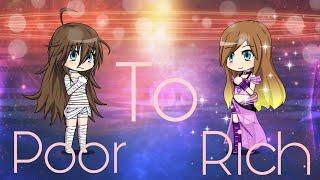 Poor to Rich | Gacha Studio (Mini Movie)