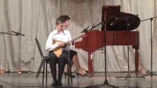 Балалайка Минеев Илья