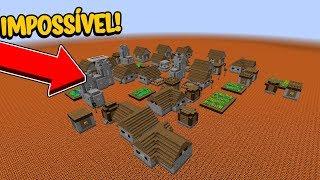 Minecraft: TE DESAFIO A SOBREVIVER NESSE MUNDO SÓ DE FOGO!