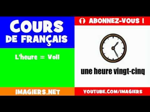 Nauka Francuskiego = Godzin = Czas