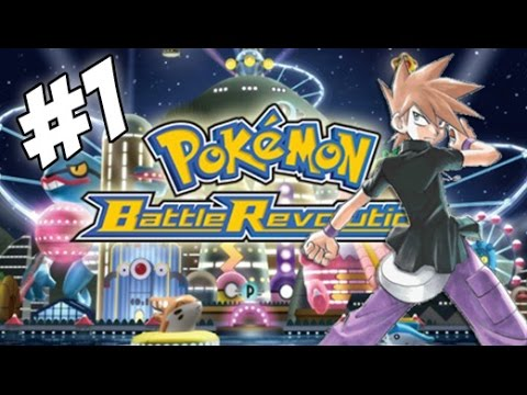 [FR] #1 Let's play Pokémon Battle Revolution - Sandrine la Racaille thumbnail