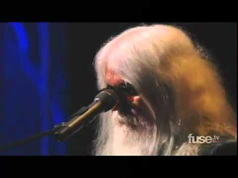 A Song For You Leon Russell with John Mayer from The 2011 Rock & Roll Hall Of Fame Inductions
