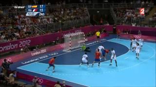 JO 2012 Handball France Espagne FULL FR2