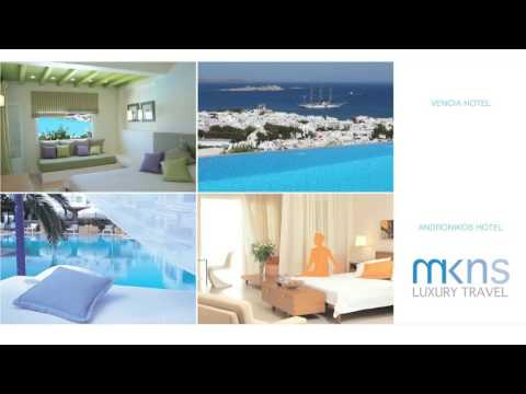 Mykonos Luxury Travel Leisure Profile