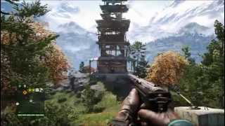Far Cry 4 Exclusive Gameplay GTX 750 TI - 60fps