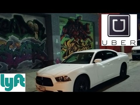 Uber X Lyft Driver's - 2014 Dodge Charger - Set up / View