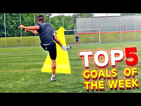 TOP 5 GOALS OF THE WEEK #123 | 2014