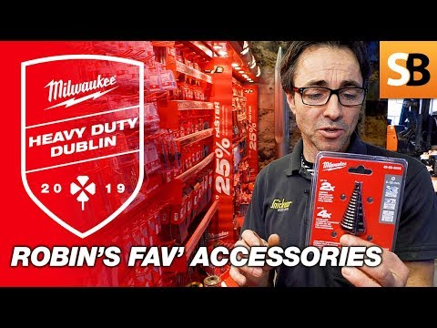 Robin on Milwaukee Accessories & Hand Tools