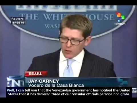 US dismisses Venezuela's allegations against its diplomats