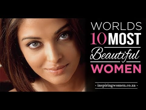 2018 | Top 10 Most Beautiful Women
