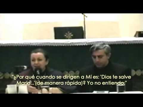CATALINA RIVAS sobre Nueva Era y rezo del Rosario