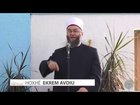 Dashuria ndaj Muhamedit a.s. - Ekrem Avdiu - HUTBE