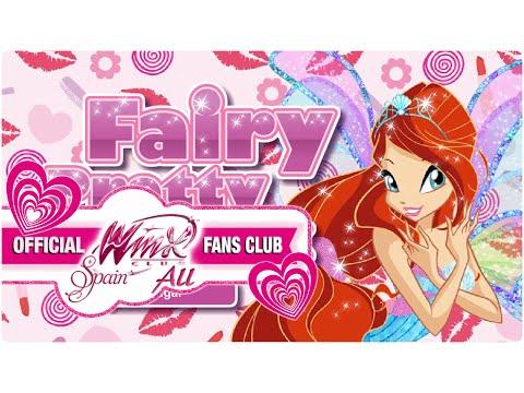 Winx Club Game Fairy Pretty Harmonix [Exclusive Game]